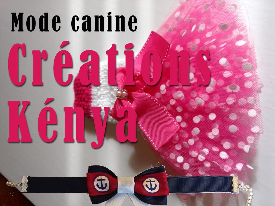 créations Kenya vêtement pour chien