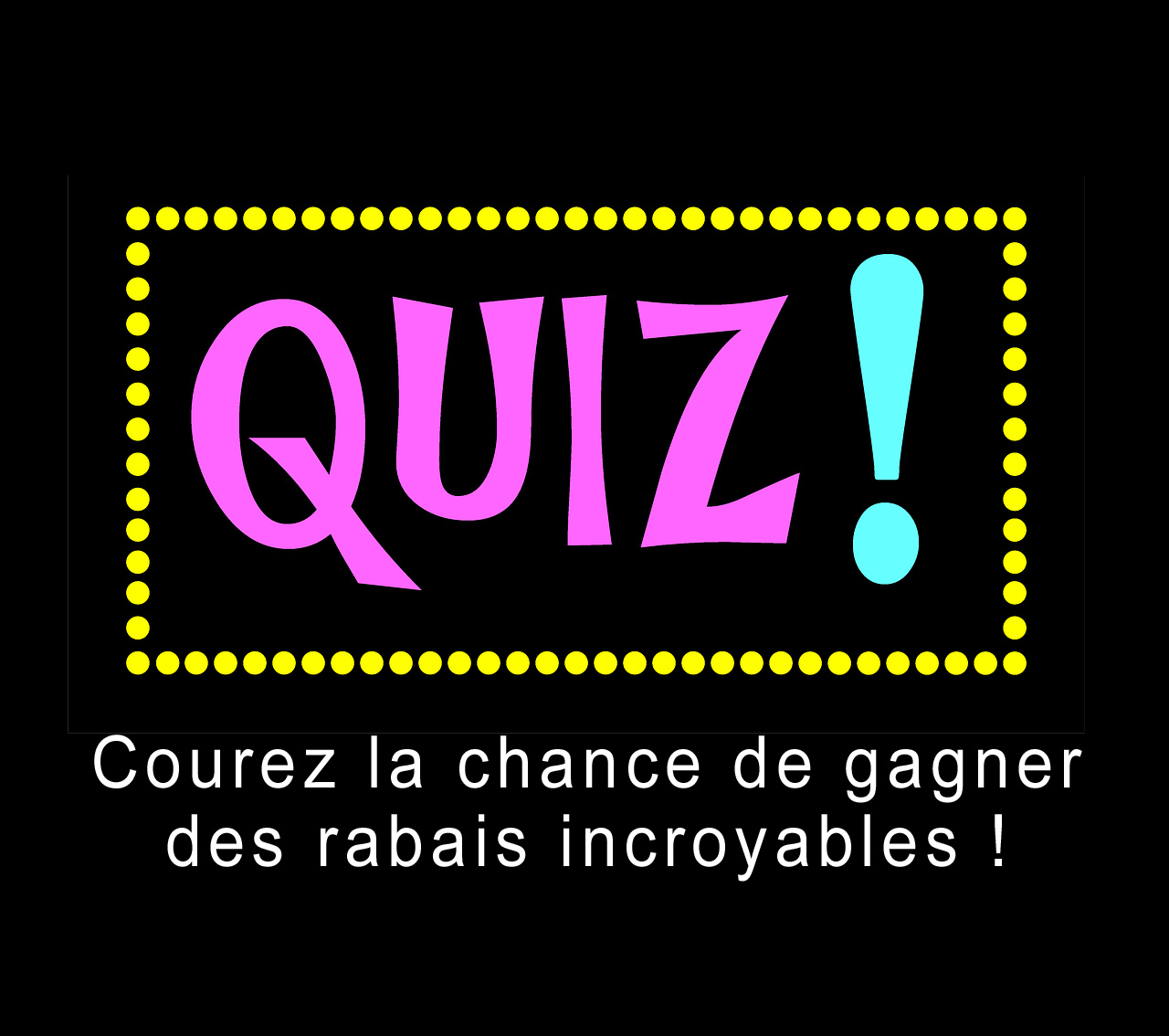 Concours Quiz chez Animal Expert St-Bruno