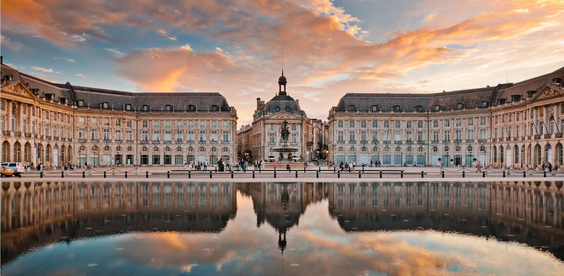 Palais de la Bourse Bordeaux