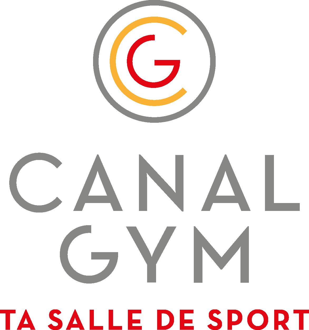 Logo canal gym