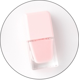 Vernis à ongles rose